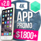 Download The Ultimate App Promo - UltraHD Mockup Toolkit from VideHive