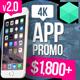 The Ultimate App Promo - UltraHD Mockup Toolkit - VideoHive Item for Sale