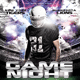 Game Night Football Flyer / Poster Template - GraphicRiver Item for Sale