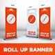 Roll Up Banner Mockup - GraphicRiver Item for Sale