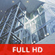 Elevator and Modern Architecture - VideoHive Item for Sale