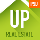 UP Real Estate - Multipurpose PSD Template - ThemeForest Item for Sale