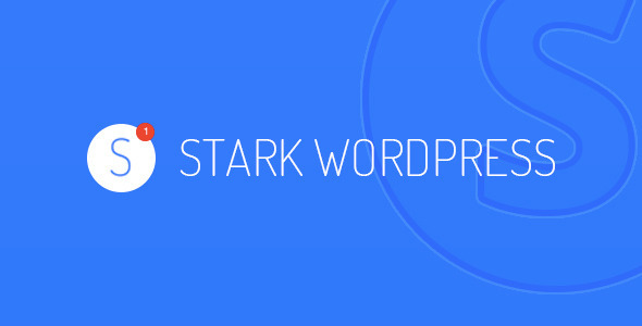 STARK – Start To Create Your WordPress