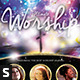 Ultimate Worship Church Flyer - GraphicRiver Item for Sale