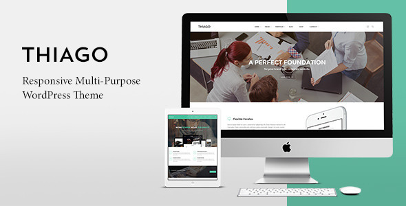 Thiago – Responsive Multi-Purpose WordPress Theme