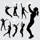 Sport Training Silhouettes - GraphicRiver Item for Sale