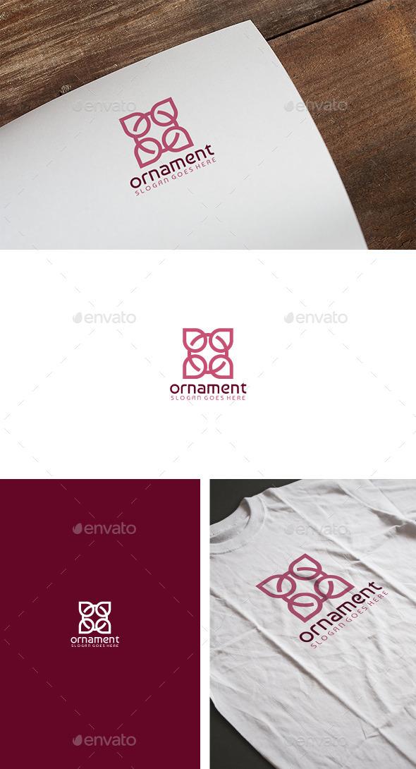 Ornament Logo - Crests Logo Templates