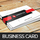 Corporate and Modern  - Business Card