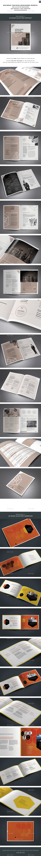 Business Training Brochures Bundle - Corporate Brochures