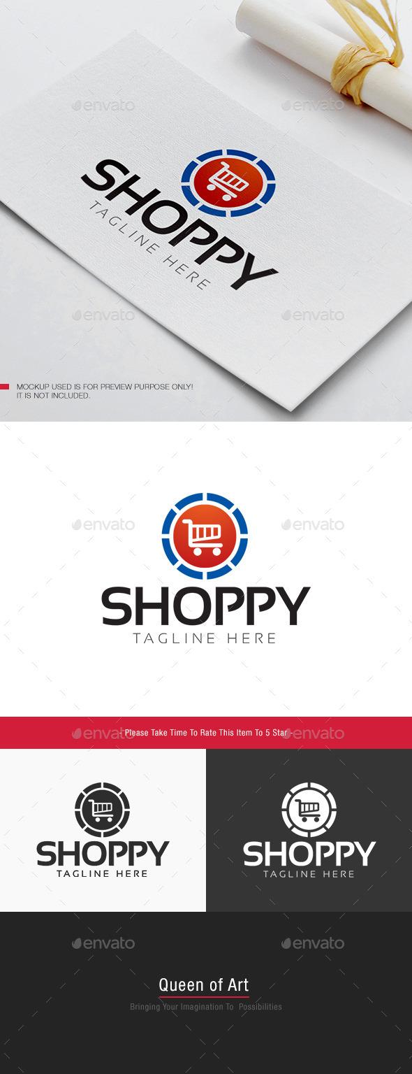 Shoppy Logo - Objects Logo Templates