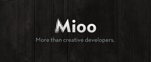 Mioo more than creative developers