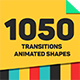 Dynamic Shapes - Animated Shape Layer Elements - VideoHive Item for Sale