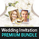 Wedding Invitation Bundle 04