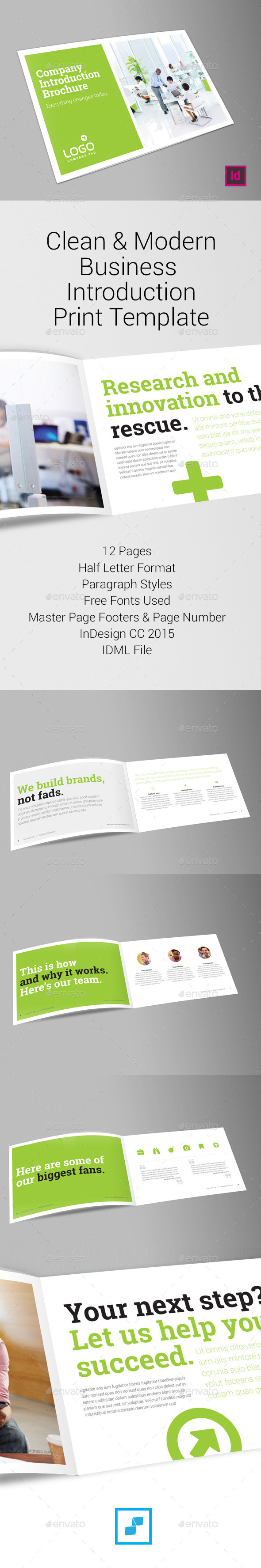 Corporate Introduction Brochure - Corporate Brochures