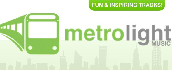 Metrolight header fun inspirational happy songs