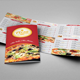 Pizza Restaurant Trifold Menu - GraphicRiver Item for Sale
