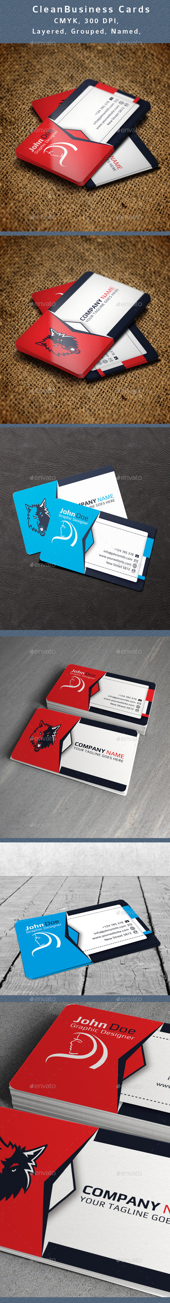 Creative Business Card V3