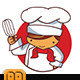 Kids Chef - GraphicRiver Item for Sale
