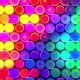 Rainbow Circles Background - VideoHive Item for Sale