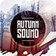 Autumn Sound Flyer - GraphicRiver Item for Sale