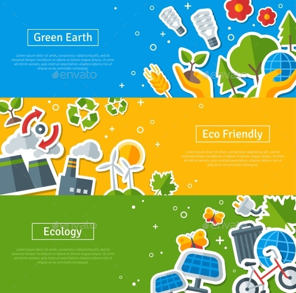 Environmental Protection, Ecology Concept - Technology Conceptual