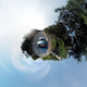 360 Degree Little Planet 02 - VideoHive Item for Sale