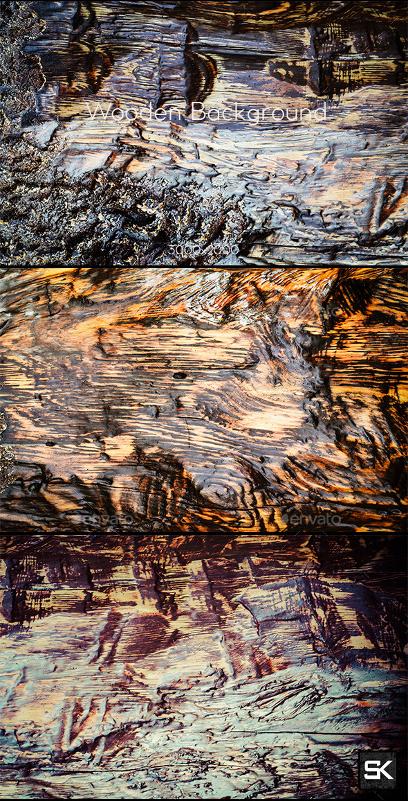 Wooden Background - Nature Backgrounds