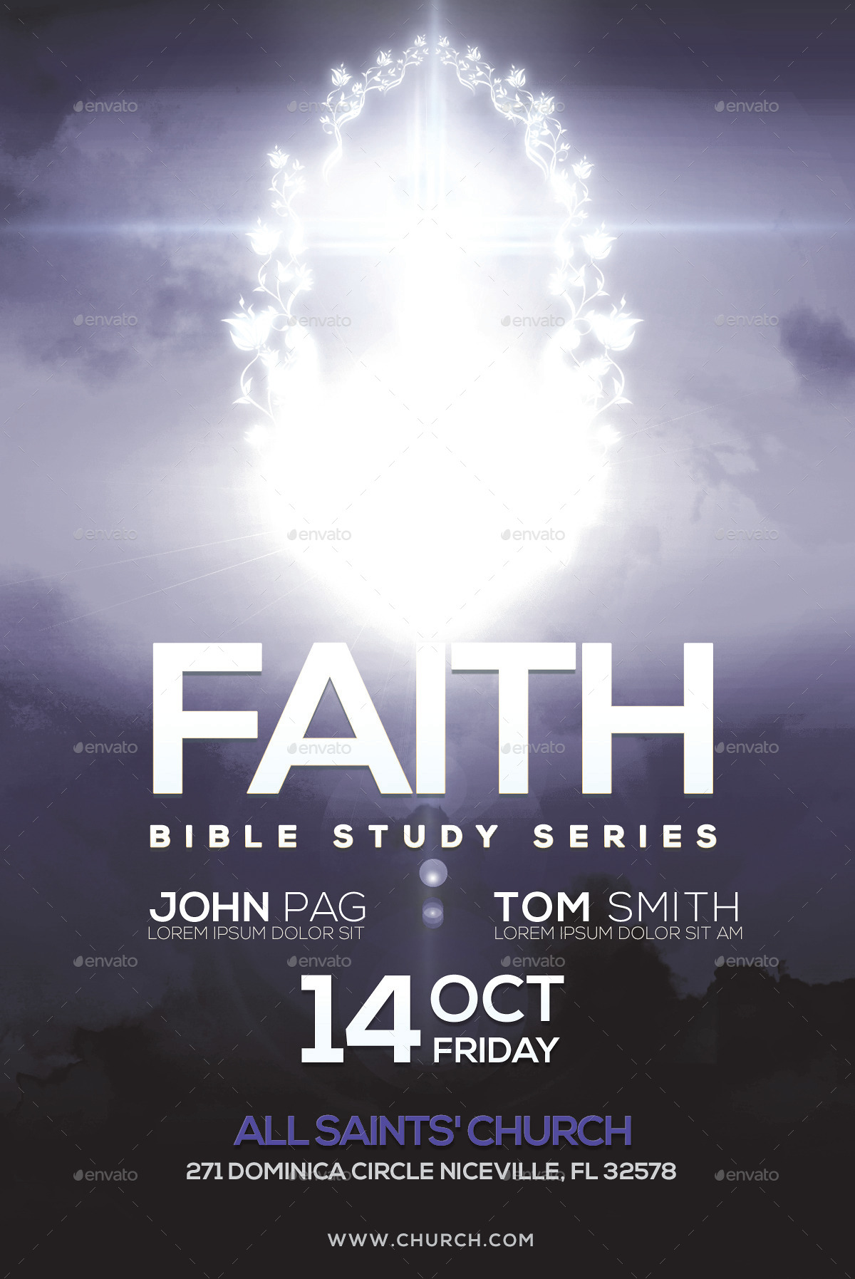 faith bible study series by romich