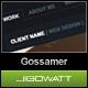 Gossamer - ThemeForest Item for Sale