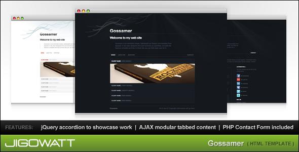 Gossamer - Portfolio Creative