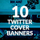Twitter Covers - GraphicRiver Item for Sale