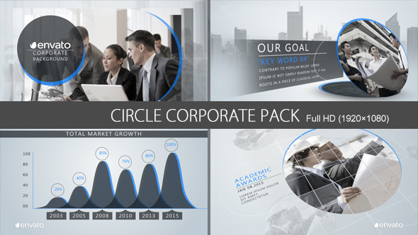 Circle Corporate Pack