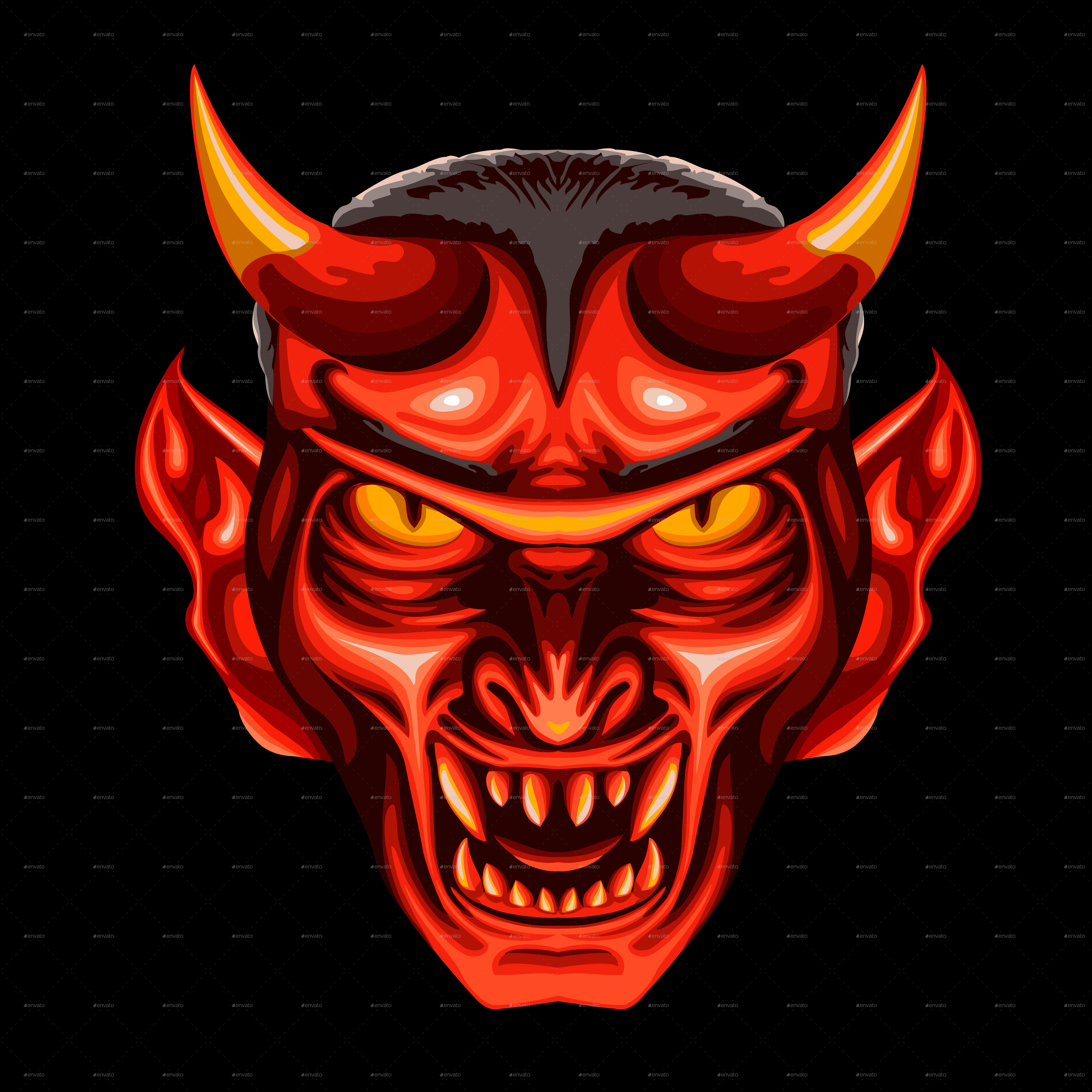 Devil by ashmarka graphicriver 666g voltagebd Gallery
