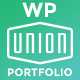 Union Portfolio - A Premium Wordpress Plugin - CodeCanyon Item for Sale