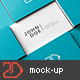 85x55 Business Card Mockup - GraphicRiver Item for Sale