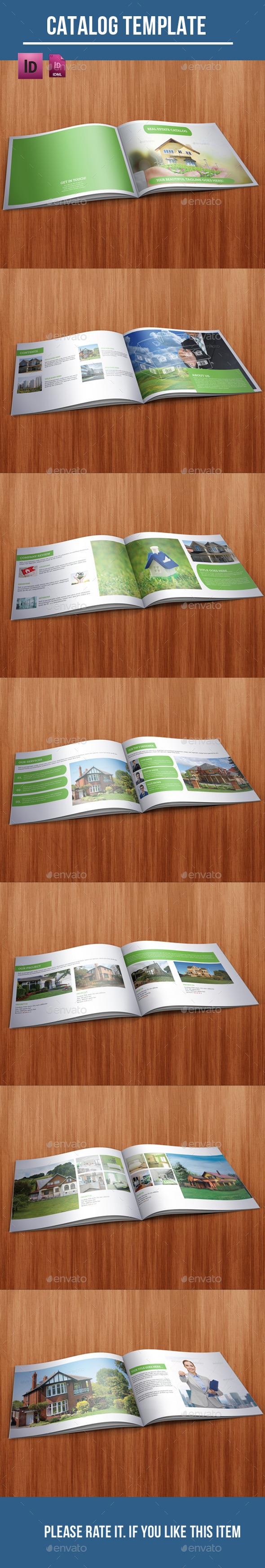 Real Estate Catalog - Catalogs Brochures
