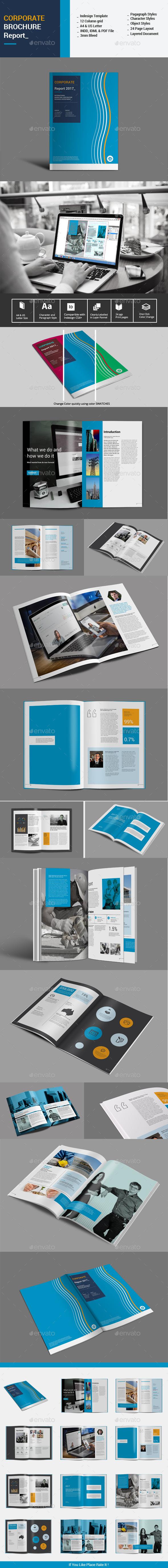 Corporate Brochure Report - Corporate Brochures