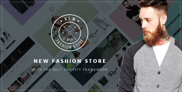 Ap NewFashion – Shopify Theme nulled