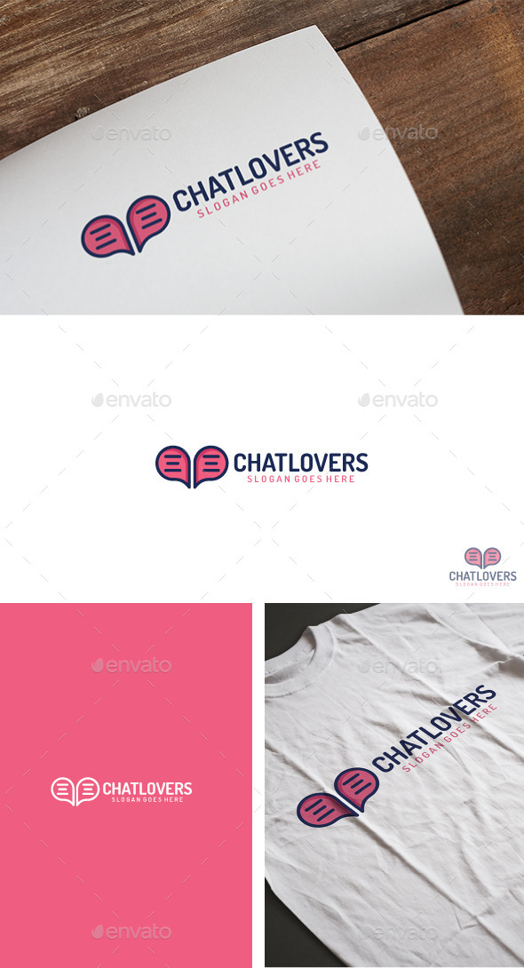 Chat Lovers Logo