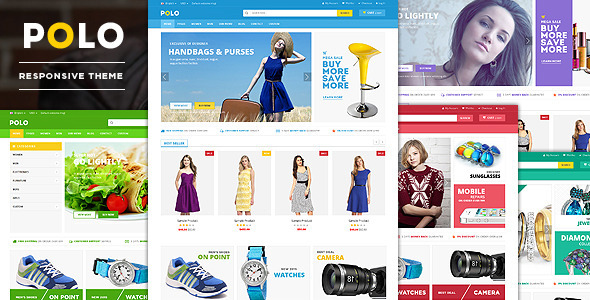 Polo – Multipurpose WooCommerce Theme