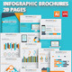 20 Pages Info Graphic Elements Design - GraphicRiver Item for Sale