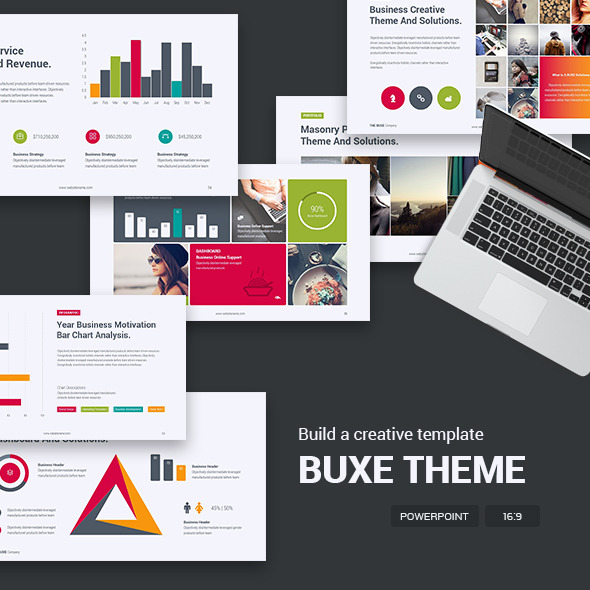 BUXE Business Theme Clean