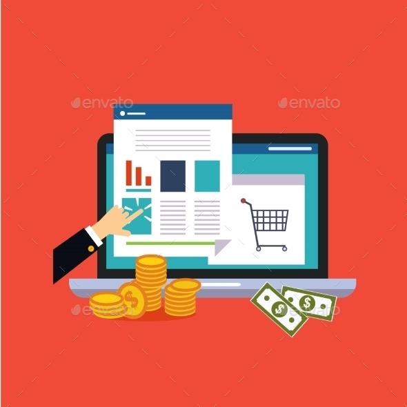 Online Business - Web Technology