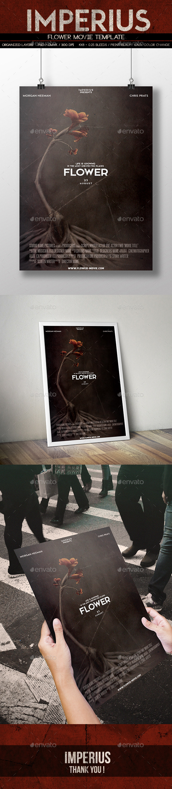 Flower Movie  - Miscellaneous Events