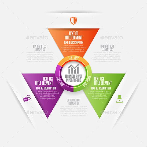 Triangle Pivot Infographic - Infographics