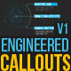 Engineered Call-Outs - VideoHive Item for Sale