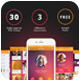 SLADE Professional Quality IOS mobile UI DESIGN - GraphicRiver Item for Sale