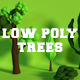 LowPoly Trees .Pack10 - 3DOcean Item for Sale