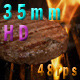 Grilling A Hamburger 04 - VideoHive Item for Sale