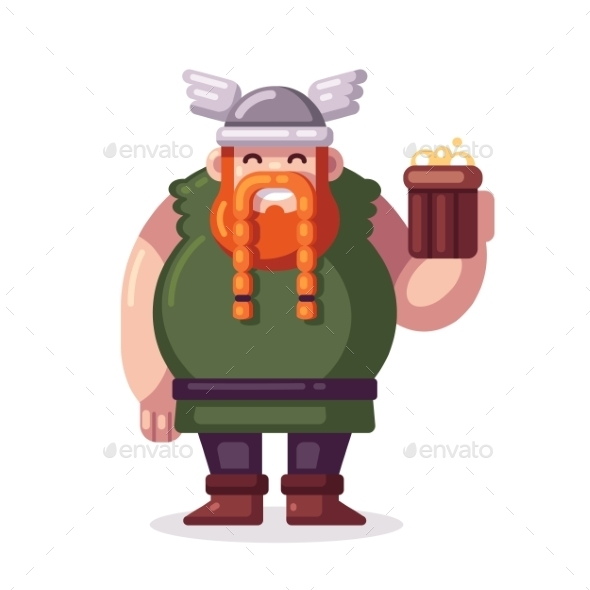 Viking - People Characters